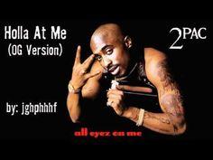 2Pac - Holla At Me [OG Version] | DOPE HIP HOP MUSIC