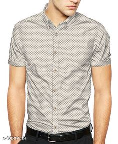 Shirt Fabric Stylish Men's Cotton Shirt Fabric  Fabric: Cotton Pattern: Printed Type: Un-stitched Multipack: 1 Sizes: 2.5m Country of Origin: India Sizes Available: 2.5m *Proof of Safe Delivery! Click to know on Safety Standards of Delivery Partners- https://ltl.sh/y_nZrAV3  Catalog Rating: ★4 (3337)  Catalog Name: Urbane Sensational Men Shirt Fabric CatalogID_1099973 C70-SC1719 Code: 873-6889949-