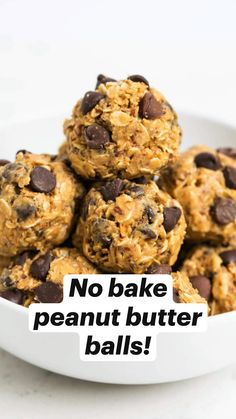 Yummy Snacks, Delicious Desserts, Yummy Food, No Bake Desserts, Dessert Recipes, Snacks Saludables, Healthy Sweets, Crunches, Sweet Recipes