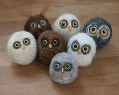 Fiber Art | Needle Felting