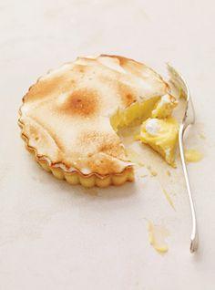Tartelettes à la crème de citron Recettes | Ricardo