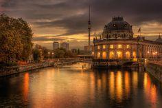 ღღ Berlin Bodemuseum by Stefan Schäfer