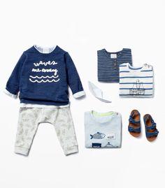 Zara Baby Boy Spring 2015