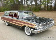 1964 Ford Country Squire..Re-pin brought to you by agents of #Carinsurance at #HouseofInsurance in Eugene, Oregon