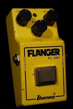 Ibanez FL-301 Flanger Narrow Box 1979 Japan