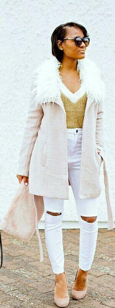 Blush Coat / The Daileigh