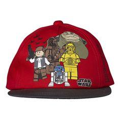 """LEGO® Wear STAR WARS(TM) Kinder Basecap Alf """"Old Republic"""" Baseball Kappe    Endlich eingetroffen: die LEGO® Wear STAR WARS(TM) Kollektion für Kids! Selbst Luke und Yoda sind begeistert und kämpfen weiter tapfer, gegen die dunklen Bedrohung!    LEGO® Wear Kinder STAR WARS(TM)Basecap mit folgenden Besonderheiten:    - Thema: LEGO® STAR WARS(TM)  - cooles Baseballcap  - grosses STAR WARS(TM) Moti..."""
