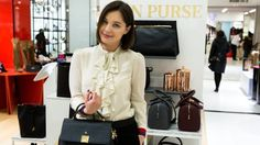 Can't find the right handbag? Just design it yourself | BBC