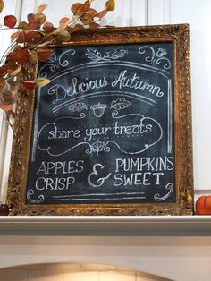 I think this is a great idea. I want to make one and hang it up in my kitchen with whats for dinner each day.  What a great idea!