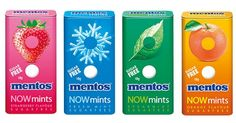 Mentos NOWmints only $0.25 at Walgreens! - http://dealmama.com/2016/11/mentos-nowmints-0-25-walgreens/