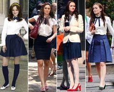 The fashion world: Moda Preppy
