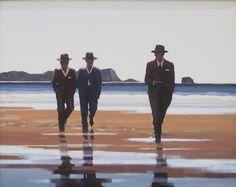 Jack Vettriano | The Billy Boys