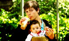 alexander gould. he grew up beautifully. i'm so in love with his eyes. and shane is my favorite character on weeds.