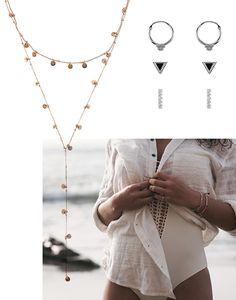 Love this Necklace Samantha Wills x Billabong
