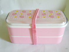 Cute Bento, Sanrio Wallpaper, Strawberry Milkshake, Yandere Simulator, My Melody, Bento Box, Pink Aesthetic, Pastel Pink, My Little Pony