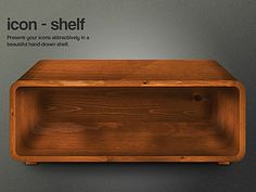 Awesome Free Icon Shelf PSD. Downloaded [downloadcounter(Download Free Icon Shelf PSD)] Times  Present your icons attractively in a beautiful hand-drawn shelf. The Download incl...  #downloadfreepsd #downloadpsd #FreeIcon #FreeIcons #FreePSD #Icon #Icons #LayeredPSDs #Objects #PSD #psddownload #PSDfile #psdfree #psdfreedownload #PSDimages #psdresources #PSDSources #PsdTemplates #Shelf #Wood #Wooden