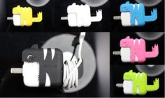 INFMETRY:: iCat & iMouse Case Holder For Apple Power Adaptor - Phone Accessories - Electronics