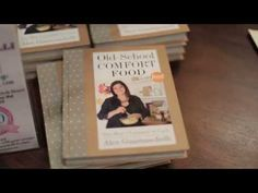 Our Video of Chef Alex and her book signing at Dave's!