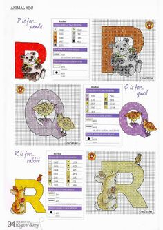 Animal ABC by Margaret Sherry The Best of Margaret Sherry Book