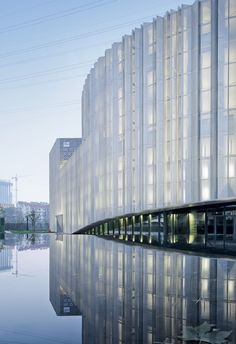 Baiyunting Culture and Art Center | Dushe Architectural Design Co | China | DesignDaily | Designs Everyday!