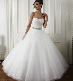 Cheap masquerade ball gowns, Buy Quality ball gown sweet 16 directly from China cheap quinceanera Suppliers: Gorgeous Popular Modern Puffy White Cheap Quinceanera Dresses masquerade Ball Gowns Sweet 16 White Quinceanera Dresses, White Wedding Dresses, Cheap Wedding Dress, Bridal Dresses, Wedding Gowns, Bridesmaid Dresses, Wedding Rings, Ivory Wedding, Tulle Wedding