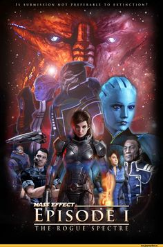 Mass Effect Artist U