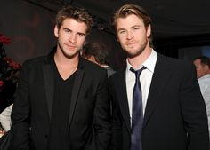 Hemsworth brothers!