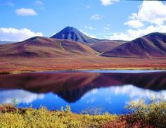 Dempster HIghway, Yukon  This is a fantastic Highway to travel. It's beauty is incredible. I hiked the peak here, it's Pilot's Peak, a local landmark for bush pilots.