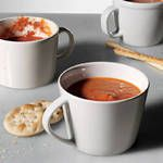 Winter Tomato Soup Recipe with Skim Milk and Greek Yogurt | LIVESTRONG.COM