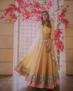 """2,564 Likes, 9 Comments - ShaadiSaga (@shaadisaga) on Instagram: """"#NewPost Abhinav Mishra's latest collection has everything in store for a bride & her best friend!…"""""""