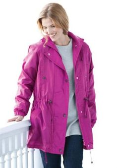20aefc4a1a8 Woman Within Plus Size Jacket