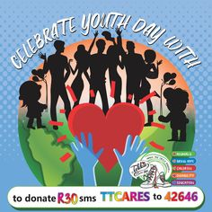 """Happy Youth Day South Africa remember: """"Our children are our greatest treasure. They are our future. Those who abuse them tear at the fabric of our society and weaken our nation"""" - Nelson Mandela.  #tekkietax #makethecirclebigger #takehands #lovingtekkies #VirtualHug #1000000Hugs Youth Day South Africa, Virtual Hug, Nelson Mandela, Disability, Grateful, Wings, Bring It On, Inspire, Events"""