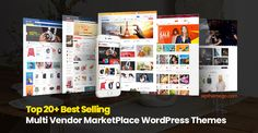 In this post, we will showcase Best Selling Multi Vendor & MarketPlace WordPress Themes which certainly help you create a successful website. Let's check theme now! Professional Wordpress Themes, Premium Wordpress Themes, Free Christmas Gifts, Homepage Design, Licence Lea, Wedding Store, Online Shopping Stores, Creations, Plans