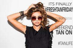 Fresh Tan Friday is here!! #Golden #spraytan #tanlife #tangoals #suntana #spraytan #weekend #friday