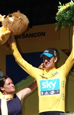 A tidy lead; Bradley Wiggins (Sky) consolidated his race lead today