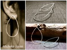 Michela Joyas Gocce in fine argento https://www.facebook.com/pages/Michela-Joyas/125703244219287?ref=hl