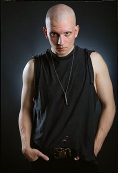 humm, I'm not supposed to like you, right Mr. Zsasz??? Sorry, I'm failing miserably at it.