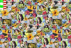 comics print