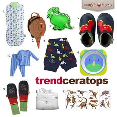 I remember being a kid and learning all about dinosaurs and it's something you forget about until you're around kids and they're telling you all about dinosaurs. Hard to believe these things actually roamed the earth at some point. Anyway, check out our favourite dinosaur items!