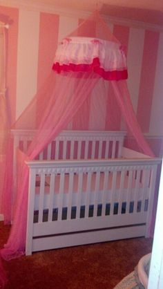 Princess crib loving the canopy & $35 Koala Baby At First Flutter Crib Mobile - Babies R Us - Babies ...