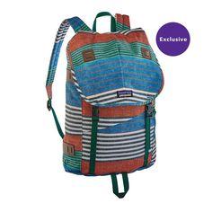 ARBOR PACK 26L, Stripe of Stripes Texture: Bandana Blue (STBA)