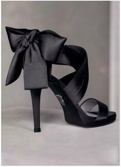 Moño #Negro #Elegante
