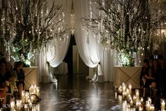 Incredible aisle design by the Randy Schuster and HMR Designs team at the amazing Standard Club for Lizzy and Brett's Wedding!⠀ .⠀ Photography: @bobanddawndavi⠀ #bobanddawndavisphotography⠀ .⠀ Event Planner: @randyschusterassoc⠀⠀ Venue: @standardclubchicago Designer: @rishithedesigner @hmrdesigns⠀⠀
