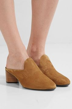 Pierre Hardy Suede Illusion Mules outlet shop outlet latest collections online store clearance footaction LsePQePJ