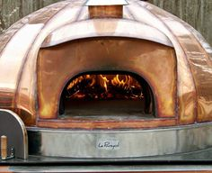 Wood Fired Oven - yes!