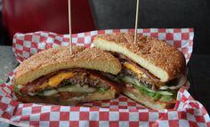 Fat Pat's Bar & Grill in Lafayette, LA has the BEST burgers!