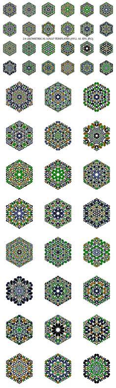 24 Floral Hexagon Logo Designs #floral #AbstractLogoDesign #AbstractLogoTemplates #logos #LogoTemplates #logoset #polygon #polygons #geometric #GeometricalLogo #logo #happiness #AbstractLogo #AbstractLogo #logotemplates #LogoTemplate #AbstractLogoTemplates