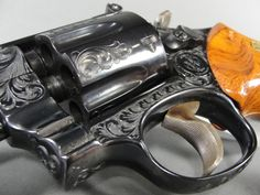 Smith & Wesson 27-2 factory engraved limited edition