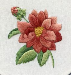 Thanksgiving For Creativity « Trish Burr Embroidery Crewel Embroidery, Vintage Embroidery, Ribbon Embroidery, Floral Embroidery, Cross Stitch Embroidery, Machine Embroidery Designs, Embroidery Patterns, Brazilian Embroidery, Thread Painting