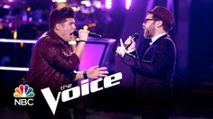 "Austin Ellis vs. Josh Kaufman: ""Happy"" (The Voice Highlight) I loved this performance!!!"